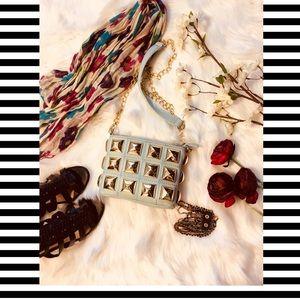 Betsey Johnson mini purse